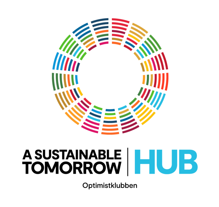 A sustainable tomorrow - Hub - Optimistklubben